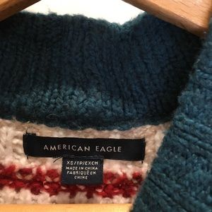 American Eagle Outfitters Sweaters - American Eagle Outfitters Fair Isle Sweater